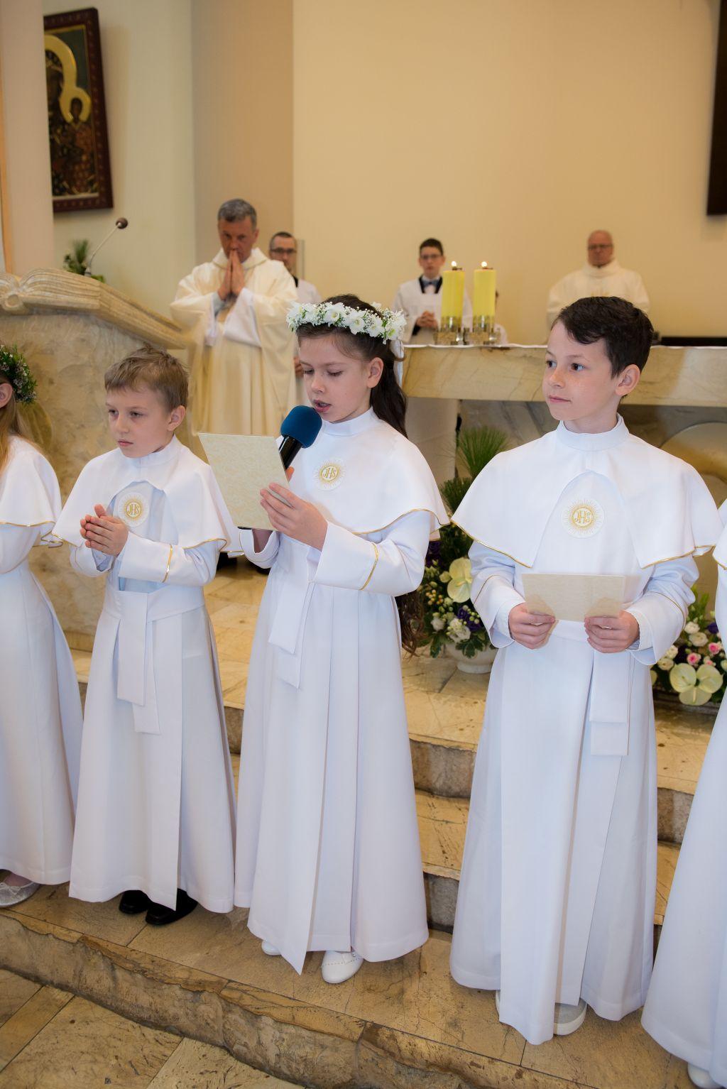 cee4cafbc9 parafia Sw. Szczepan - Pierwsza Komunia Święta w naszej Parafii - 7 ...